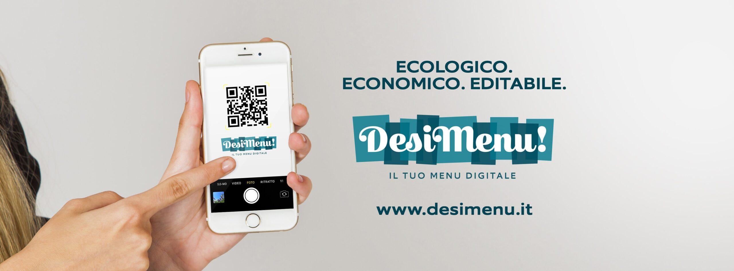 DesiMenu – Il menu digitale
